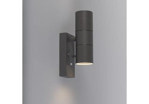 Een tuinlamp in dezelfde stijl als mijn buitenkeuken